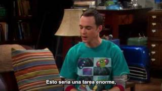 THE BIG BANG THEORY S03E10 SUBTITULOS ESPAÑOL