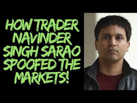 British 'Flash Crash' Trader: Navinder Singh Sarao - How 'Spoofing' Traders Trick Markets