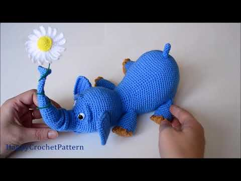 Crochet Elephant Pillow Awesome How To Crochet A Travel Pillow ... | 360x480