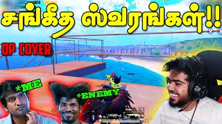 I'm in Top of the Enemy for Protecting my teammates - Full சங்கீத ஸ்வரங்கள் Moment