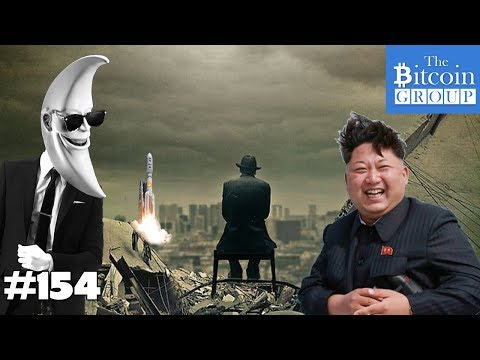 The Bitcoin Group #154 - Bitcoin $3500 - SegWit Lock-In - North Korea - Game of Thrones