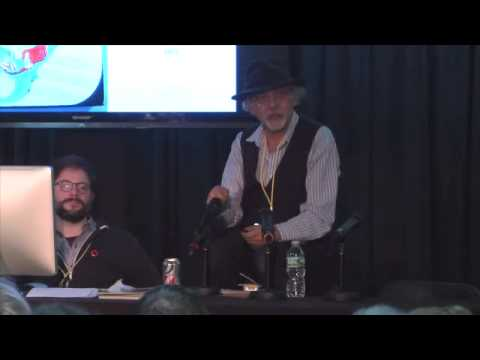 Drinking Ink: Art Spiegelman and Joost Swarte in Conversation