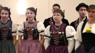 Jodlerchörli Hüsliberg Ebnat Kappel Einsingen
