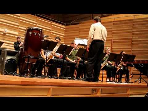 Fredonia State University's Latin Jazz Group pt. 1