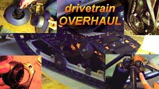 Polaris Indy Drivetrain Overhaul