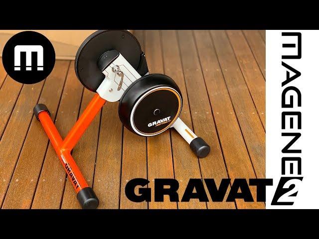 Magene GRAVAT2 Smart Trainer: Details // Unboxing // Ride Review