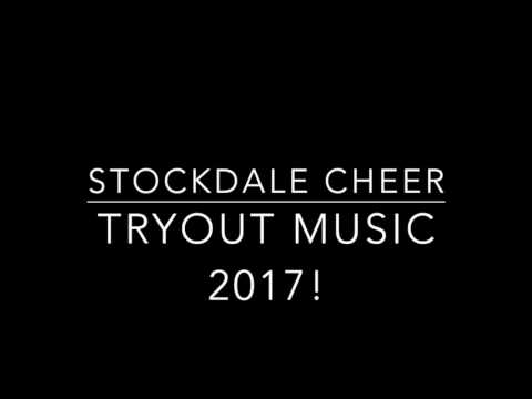 Stockdale Cheer Tryout Music 2017