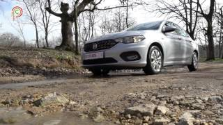 Fiat Egea 1.4 Fire (2016) | TEST