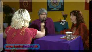 Interview (part 2) with Mihai and Adina Stoian at the TantraFestival in Copenhagen September 2011.