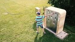 Démonstration BoxUp - Parc des Rives du Lac, Yverdon-les-Bains