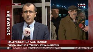 Yargıtay Ergenekon Davası'nda yeniden yargılama dedi