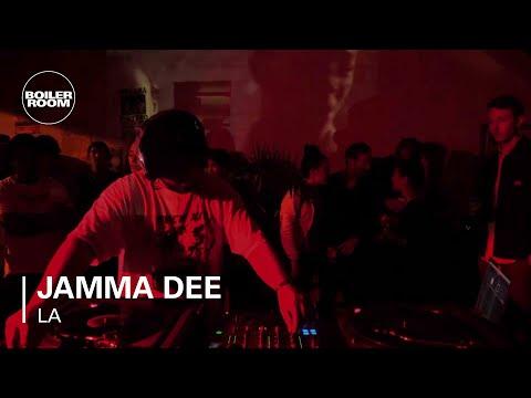 Jamma Dee Boiler Room LA DJ Set