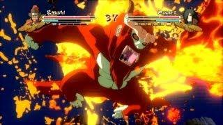 (XBOX 360) Edo Roushi vs Edo Madara Naruto Ultimate Ninja Storm 3