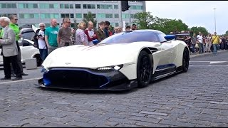 $2.3 million Aston Martin Vulcan | Cold Starts, Warm Up Revs & Close Flyby's!