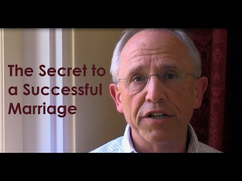 "Roland Rotz ""The Secret to a Successful Marriage"""