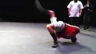 Semis WORLD OF DANCE Bboy Rhythm Man vs. Jah Jah