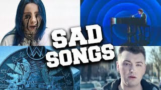 TOP 50 Most Listened Sad Songs That Will Make You Cry