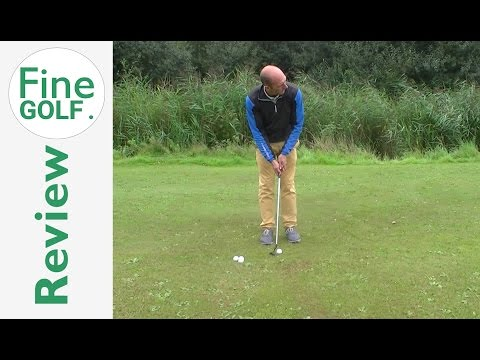 Shane Kayes review of the - Ben Sayers Chipper XF pro chipper golf club