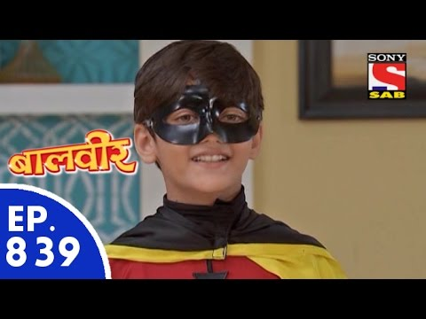 Baal Veer - बालवीर - Episode 839 - 2nd November, 2015