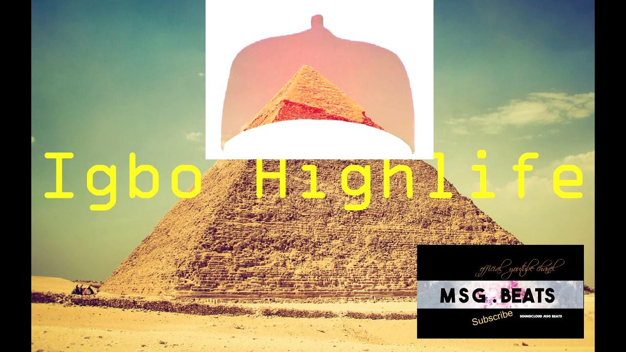 Igbo Highlife Instrumental ( Prod By Mr Zion)