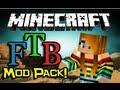 Minecraft FEED THE BEAST MOD PACK! - Overview - An Alternative To Tekkit?