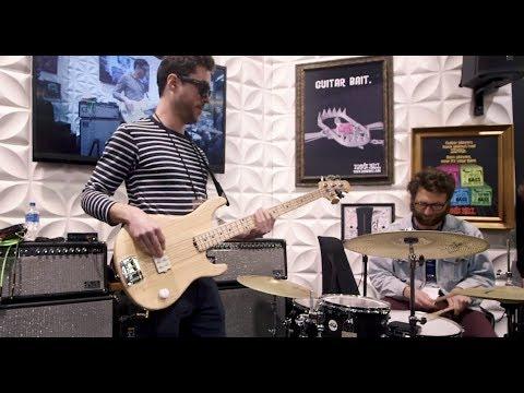 Ernie Ball Music Man: Joe Dart's Signature Bass Guitar Unveil at NAMM 2019