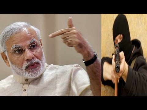 PM Modi's life in danger, IB warns of human bomb attack