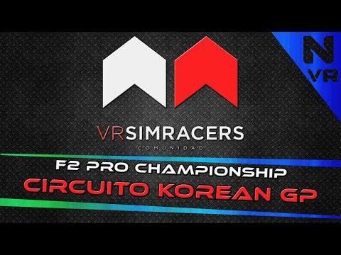 Assetto Corsa - F2 PRO CHAMPIONSHIP (Circuito korean GP)
