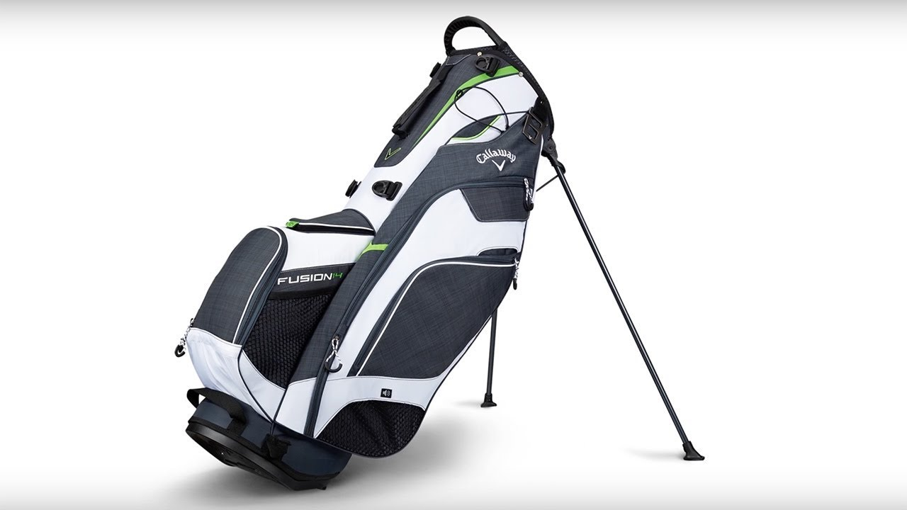 meet hot new products official images 2018 Callaway Fusion 14 Stand Bag - YouTube