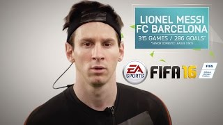 FIFA 16 - Gameplay Features: No Touch Dribbling with Lionel Messi