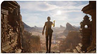 이것이 미래의 게임이다! PS5 그래픽 데모 영상 (한…