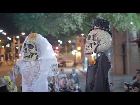 Halloween 2013 6th Street - Austin Texas