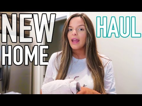 NEW HOME TARGET HAUL | Casey Holmes Vlogs thumbnail
