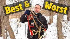 Best & Worst Equipment tie down straps ever made and how NOT to use a ratchet strap