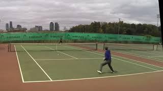 10/12/18 Tennis - Set Highlights