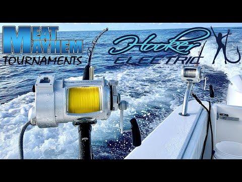 Hooker Electric Offshore Fishing Reel | Meat Mayhem Tournaments