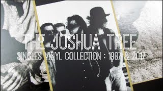 THE JOSHUA TREE SINGLES VINYL COLLECTION (2017 U2 SUBSCRIBER GIFT) | UNBOXING ♡ Cherie Jo