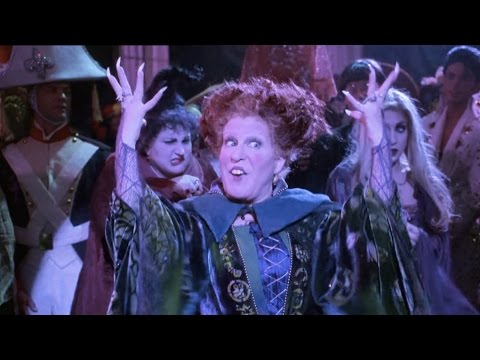 I Put A Spell on You – Hocus Pocus