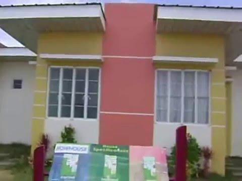 Fiesta communities porac house model