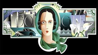Tamara de Lempicka | Google Doodle
