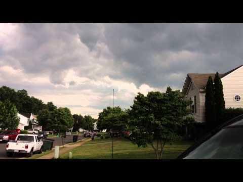 The Storm is Coming to the Washington Metropolitan Area