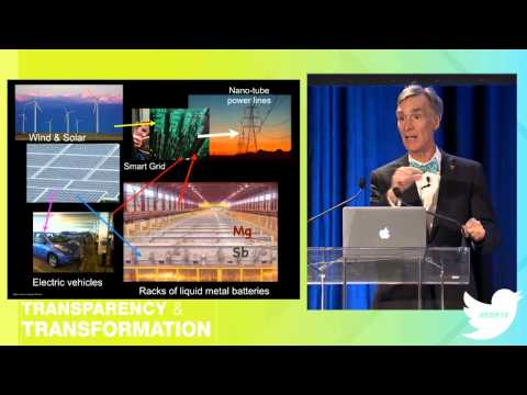 BSR Conference 2014: Bill Nye, CEO, The Planetary Society
