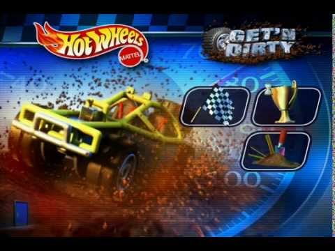 hot wheels stunt track driver 2 pc
