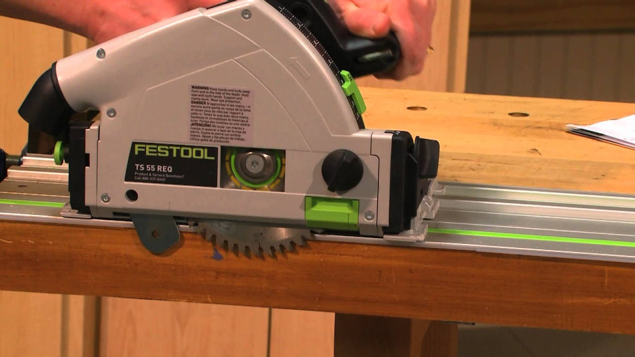 We tried it festool ts55 req track saw review youtube greentooth Choice Image