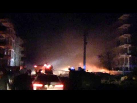 One child killed, 17 people injured in Turkey car bomb blast