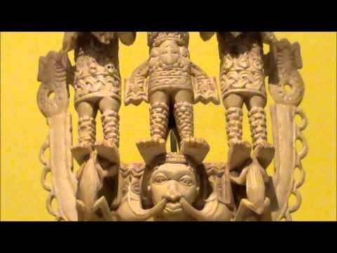 Benin Art at National Museum of Scotland, Edinburgh