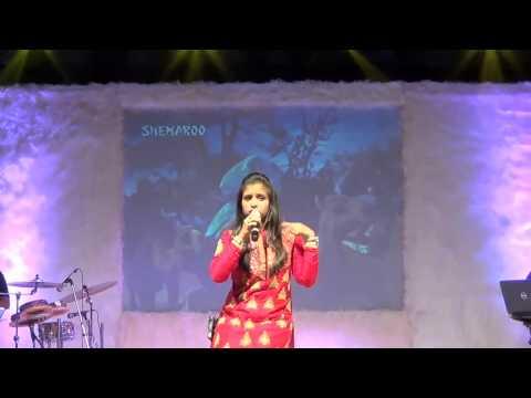 Aishwarya Sings Timeless- Aaj Phir Jeene Ki Tamanna Hai