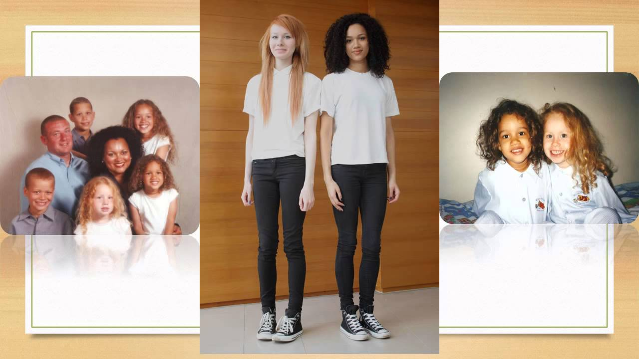 biracial twins teach us about racial identity   youtube