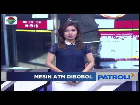 Bobol Atap Minimarket, Kawanan Pencuri Gasak Ratusan Juta di Mesin ATM Mp3