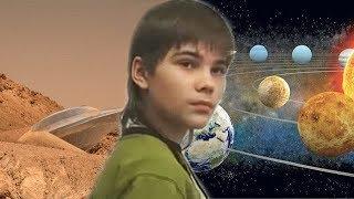 【衝撃】火星で生まれた少年がギザのスフィンクスの謎を暴露